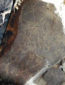揭秘西辽河上游镌刻史前人类一次大变迁的记忆岩画
